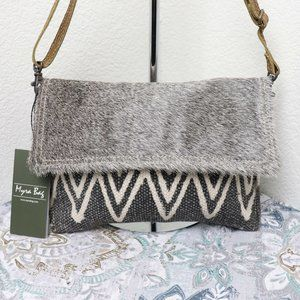 🆕Myra Bag AZTEC Hairon Crossbody Small Canvas Bag